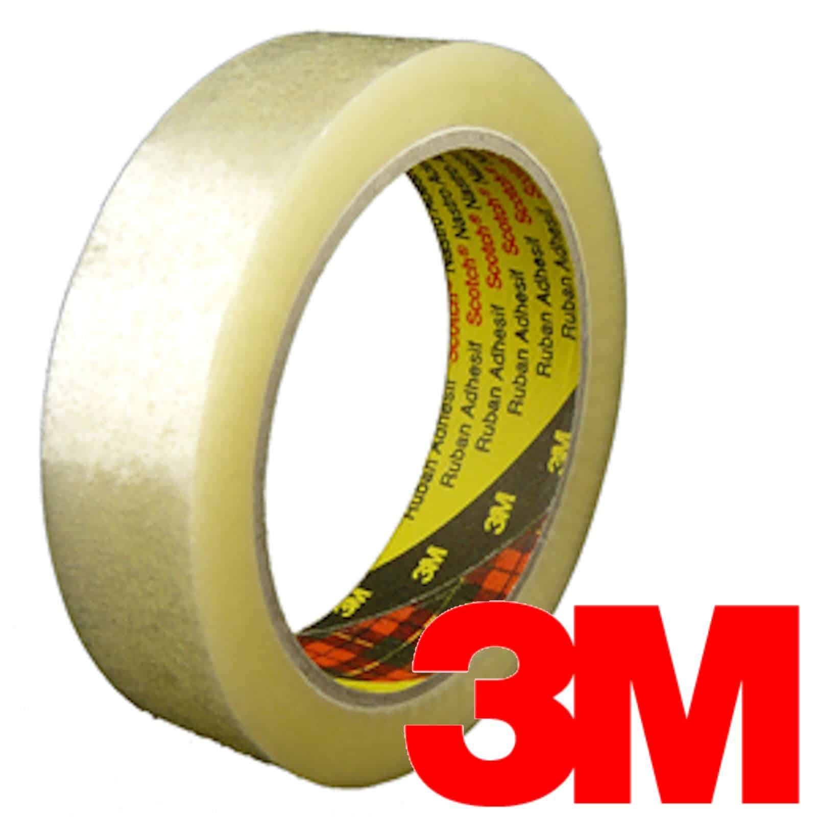 3M Scotch 25mm (1 inch) Packaging Sellotape