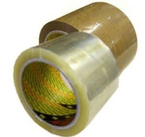 3M Scotch 72mm (3 inch) Packaging Tape