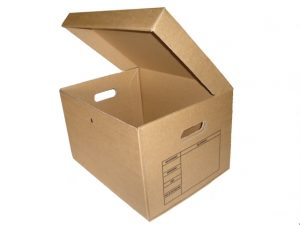 Archive Boxes (cardboard)