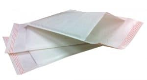 Bubble Lined Envelopes (Own MP Brand) - WHITE