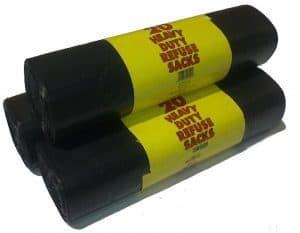 Refuse / Black Sacks on a roll
