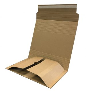 Book Wrap Mailers - Amazon Style
