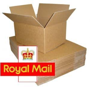 Royal Mail 80mm & 160mm deep Postal Boxes