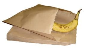 Kraft Strung Paper Bags