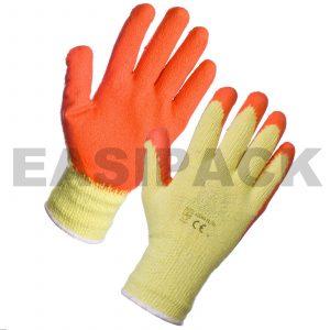 Latex Palm Coated Work Gloves