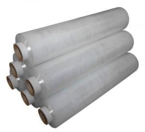 Standard Hand Pallet Wrap - Clear