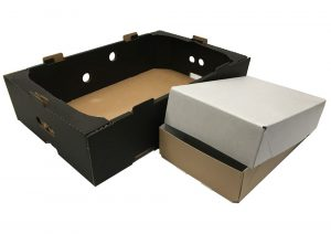 Produce Trays & Boxes