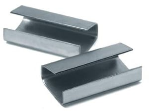 Metal Seals for Polypropylene Strapping