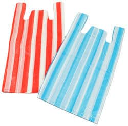 Striped Candy Vest Carriers