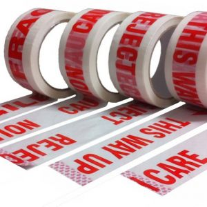Standard PRINTED tapes
