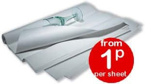 Standard White Acid Free Tissue